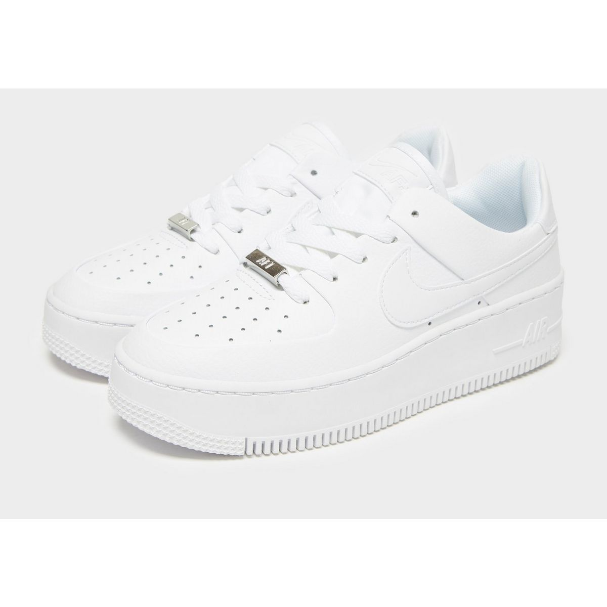 air force 1 femme nike blanche