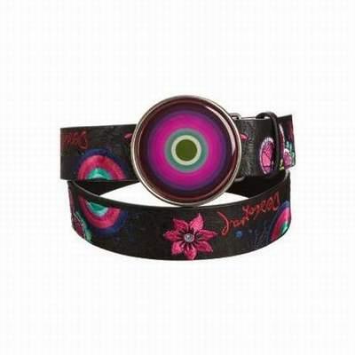 ceinture desigual bordado color,ceinture desigual noire,ceinture desigual  media luna f2bcb35a4da
